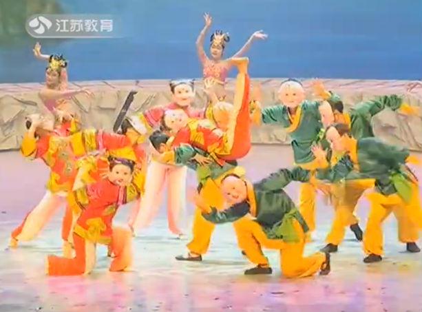 大型音诗画舞台剧 《太湖传奇》盛大启幕