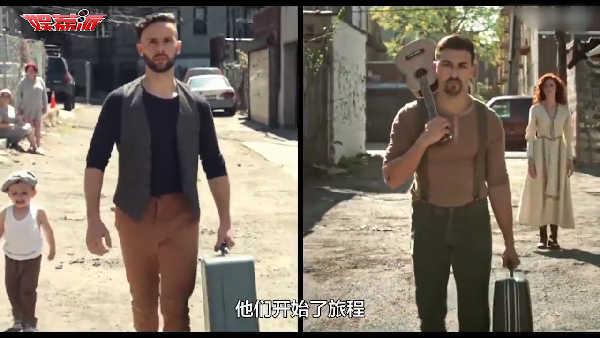 谜之节奏感尬舞短片《巧合》