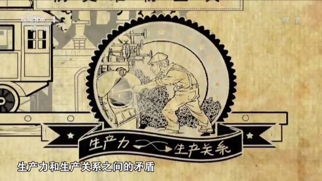 手绘动画一:什么是唯物史观
