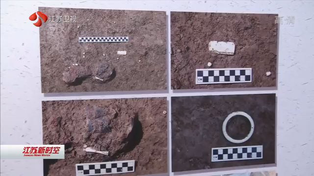 常州:青城墩遗址出土5000年前龙形文物