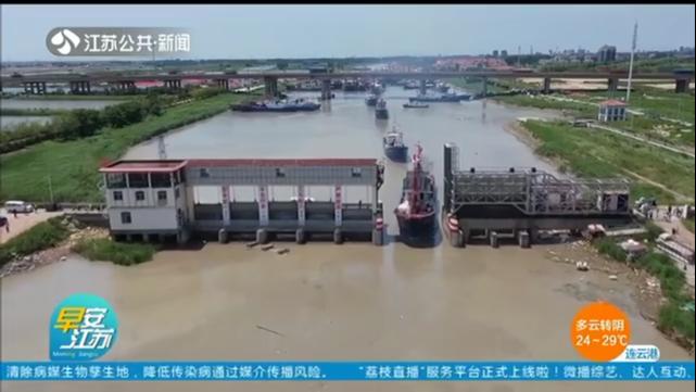 开渔啦!连云港千艘渔船扬帆出海 正式进入捕捞季